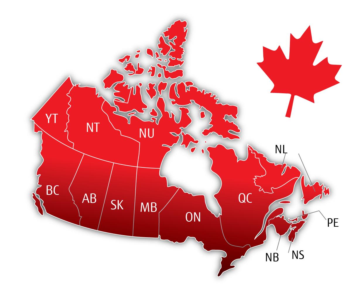 доставка груза из Канады
